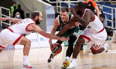 Euroleague: Νέα αρχή με Κάτας ο Παναθηναϊκός, για τέταρτη σερί νίκη ο Ολυμπιακός (photos)