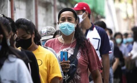 ΗΠΑ - Κορονοϊός: Η βρετανική μετάλλαξη του ιού έχει εντοπιστεί σε 10 πολιτείες