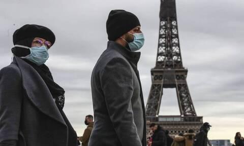 Γαλλία - κορονοϊός: Περισσότερα από 20.000 κρούσματα το τελευταίο 24ωρο