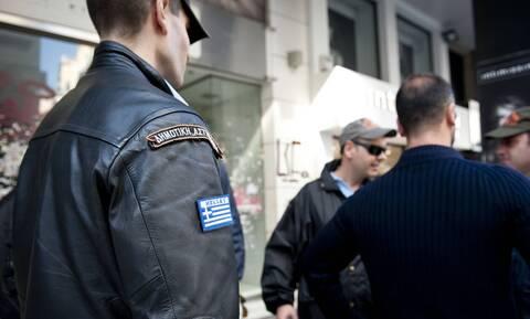 Ηράκλειο: Αρνητής του κορονοϊού γρονθοκόπησε δημοτικό αστυνομικό