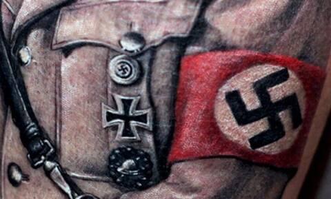 Αυστρία: Καταδίκη 38χρονου σε διετή φυλάκιση για ναζιστικό τατουάζ