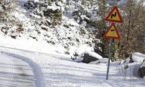 Κακοκαιρία: Δείτε LIVE πού χιονίζει τώρα σε όλη την Ελλάδα