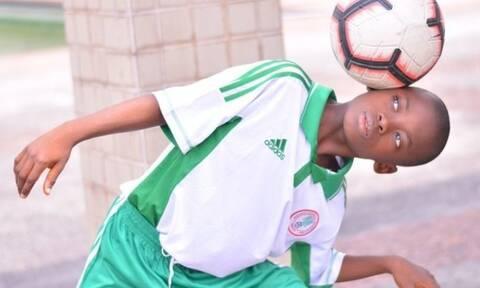 Ο 12χρονος «μάγος» που μπήκε στο βιβλίο Γκίνες και θέλει να γίνει επαγγελματίας (video)