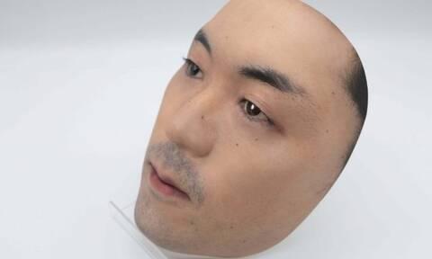 Ανατριχίλα: Φορώντας το «πρόσωπο» ενός άλλου... ανθρώπου (pics)