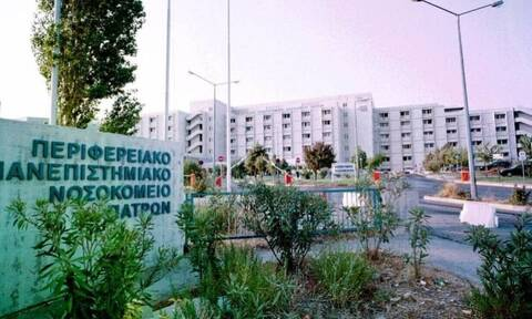 Κορoνοϊός - Πάτρα: Βρέφος 2,5 μηνών νοσηλεύεται στο Πανεπιστημιακό Νοσοκομείο