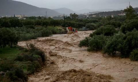 «Λέανδρος» - Κρήτη: Προετοιμασία του μηχανισμού Πολιτικής Προστασίας για ακραία καιρικά φαινόμενα
