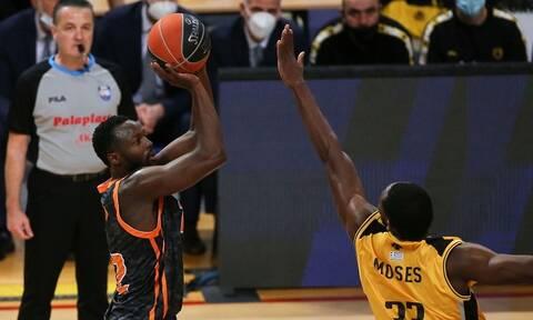 Basket League: Η βαθμολογία και τα highlights του Προμηθέας - ΑΕΚ (video+photos)