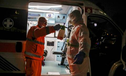 Κορονοϊός - Ιταλία: Πάνω από 16.000 τα κρούσματα - 475 νέοι θανάτοι