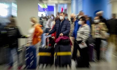 Φρανκφούρτη: Μια βαλίτσα και η κραυγή «Αλλάχου Ακμπάρ» σκόρπισαν τον τρόμο