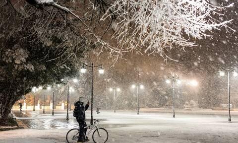 Κακοκαιρία «Λέανδρος»: Παγετός σε όλη τη χώρα - Σε ποιες περιοχές ο υδράργυρος θα φτάσει -14 βαθμούς