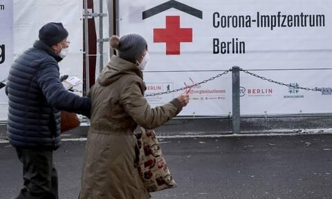 Κορονοϊός: Ξεπέρασαν το 1 εκατομμύριο οι εμβολιασμοί στη Γερμανία