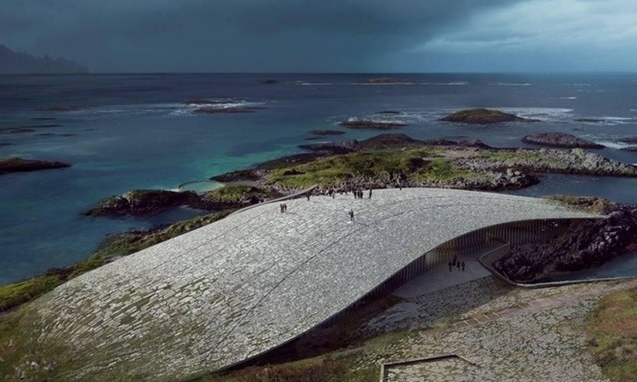 «The Whale»: Η συγκλονιστική αρκτική ατραξιόν στη Νορβηγία