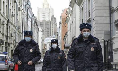 Ρωσία - Κορονοϊός: Καταγράφηκαν 481 νέοι θάνατοι και 23.586 νέες μολύνσεις