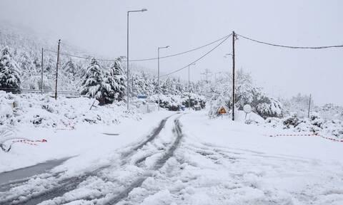 Καιρός: Ανατροπή και... οριακά η Αττική για χιόνια τη Δευτέρα! Ενημέρωση Αρναούτογλου