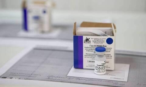 Βραζιλία - Κορονοϊός: Η αρμόδια ρυθμιστική αρχή έδωσε άδεια επείγουσας χρήσης στο ρωσικό εμβόλιο
