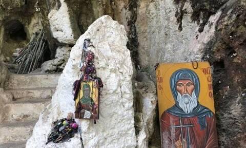 Το θαυματουργό εκκλησάκι του Αγίου Αντωνίου στην Κρήτη! (vid)