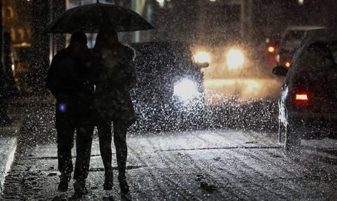 Κακοκαιρία: Σε επιφυλακή η Περιφέρεια Κεντρικής Μακεδονίας και οι δήμοι λόγω επιδείνωσης του καιρού