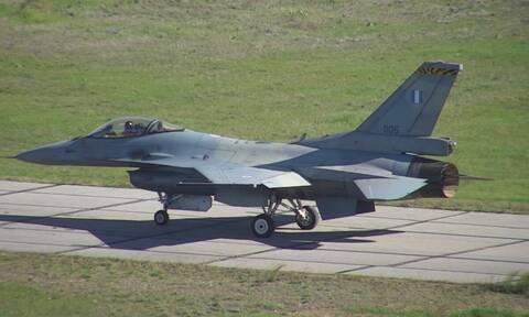 Πρώτη πτήση για το αναβαθμισμένο F-16 που έγινε Viper – Το μήνυμα Παναγιωτόπουλου και Φλώρου