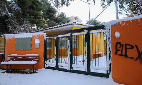 Κακοκαιρία «Λέανδρος»: Σε ποιες περιοχές θα είναι κλειστά τα σχολεία τη Δευτέρα