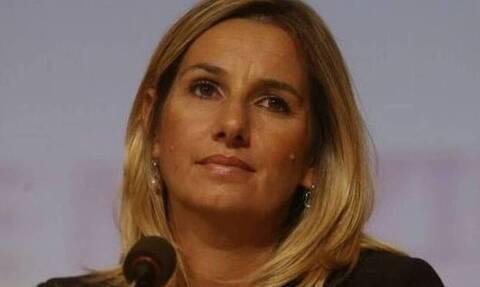 Σοφία Μπεκατώρου: Καρέ-καρέ η συγκλονιστική στιγμή της εξομολόγησης για τη σεξουαλική κακοποίηση