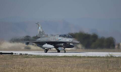 ΕΑΒ: Απολύτως επιτυχής η πρώτη δοκιμαστική πτήση του αναβαθμισμένου F-16