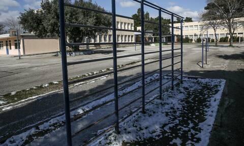 Κακοκαιρία: Ποια σχολεία θα παραμείνουν κλειστά στην Κεντρική Μακεδονία