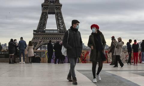 Κορονοϊός στη Γαλλία: 141 θάνατοι εξαιτίας και 16.642 κρούσματα σε 24 ώρες
