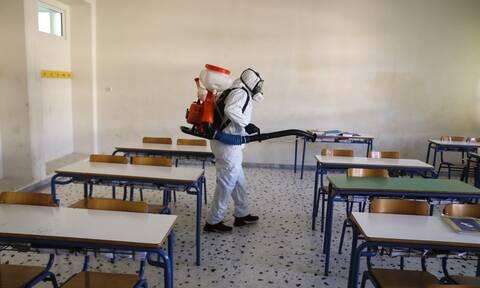 Κορονοϊός - Κλειστά σχολεία τη Δευτέρα (18/1): Δείτε ΕΔΩ την αναλυτική λίστα