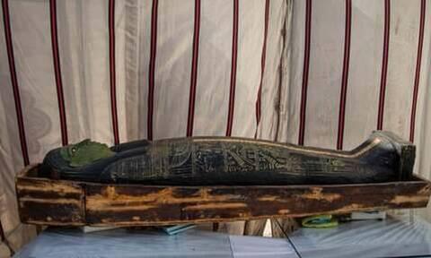 Εντυπωσιακή ανακάλυψη: Βρήκαν 50 σαρκοφάγους σε «νεκρόπολη» της Αιγύπτου