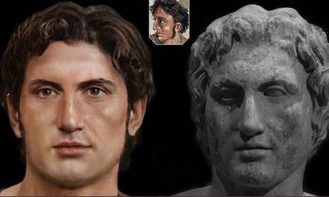Πώς θα ήταν σήμερα Αριστοτέλης, Όμηρος και Μέγας Αλέξανδρος – Δείτε φωτογραφίες