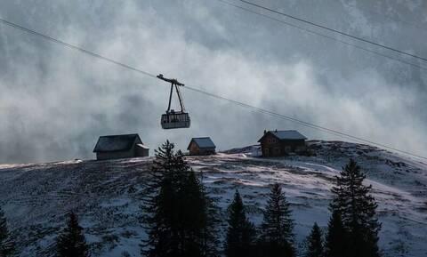 Συναγερμός στην Ελβετία: Παραλλαγμένο στέλεχος κορονοϊού εντοπίστηκε στο Σεν Μόριτζ