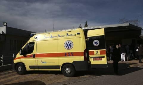 Ηράκλειο: Κατέληξε στο νοσοκομείο ο 54χρονος που ενεπλάκη σε σοβαρό τροχαίο