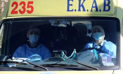 Κορονοϊός: Κατέληξαν δύο ακόμα υγειονομικοί - Ανέρχονται στους 22 συνολικά