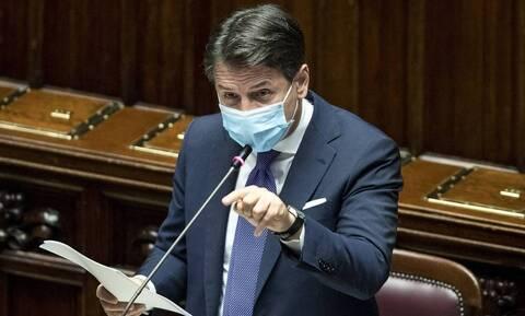 Ιταλία: Η κυβέρνηση Κόντε έλαβε ψήφο εμπιστοσύνης από την Βουλή - Αύριο η κρίσιμη αναμέτρηση