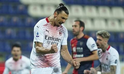 Serie A: Μέγας Ζλάταν οδηγεί τη Μίλαν – Όλα τα γκολ στην Ιταλία (videos)