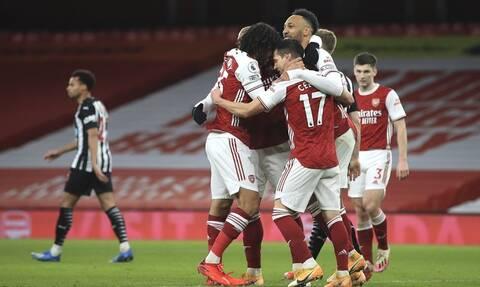 Premier League: «Κανονιές» της Άρσεναλ στη Νιουκάστλ – Όλα τα γκολ στην Αγγλία (videos)