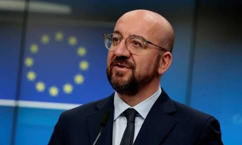 Σαρλ Μισέλ: Απόλυτη προτεραιότητα της ΕΕ η επιτάχυνση των εμβολιασμών