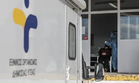 Κορονοϊός: Rapid tests σε αστέγους με πρωτοβουλία του δήμου Θεσσαλονίκης