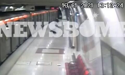 Επίθεση στο Μετρό: Στον ανακριτή τα δύο αδέλφια – Το βίντεο-σοκ με τον ξυλοδαρμό του σταθμάρχη