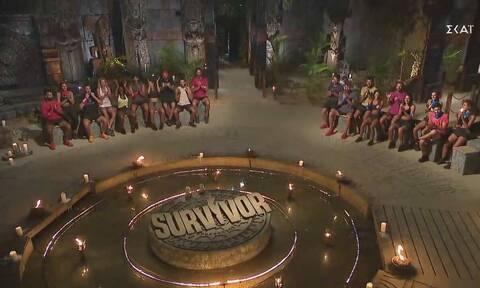Survivor: Χαμός στο παιχνίδι – Αυτός είναι ο πρώτος υποψήφιος προς αποχώρηση (vid)