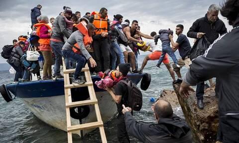 Μεταναστευτικό: 80% λιγότεροι οι μετανάστες το 2020