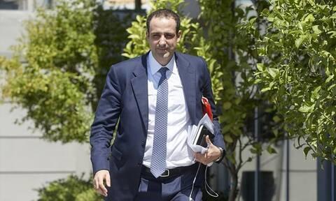 Γρηγόρης Δημητριάδης κατά της ΕΦΣΥΝ: «Ντροπή που συγκρίνει οποιαδήποτε πολιτική με το Άουσβιτς»