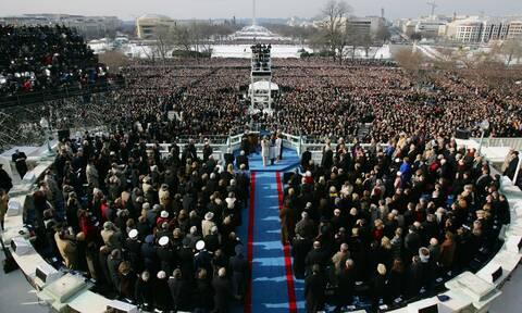 ΗΠΑ: Παραλειπόμενα από ορκωμοσίες αμερικανών προέδρων (pics - vid)