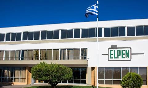 ELPEN: Διπλή επένδυση ύψους 51 εκατ. ευρώ και 210 νέες θέσεις εργασίας