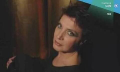 Πέθανε η ηθοποιός Πηνελόπη Σταυροπούλου