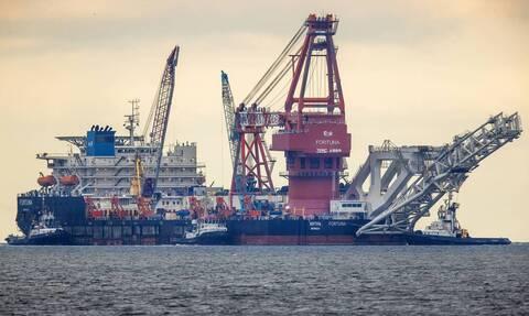 """США ввели санкции в отношении строящего """"Северный поток - 2"""" трубоукладчика """"Фортуна"""""""