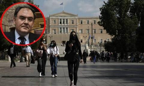 Σαρηγιάννης στο Newsbomb.gr: Πότε θα ανοίξει η εστίαση - Πόσα κρούσματα θα έχουμε το Μάρτιο
