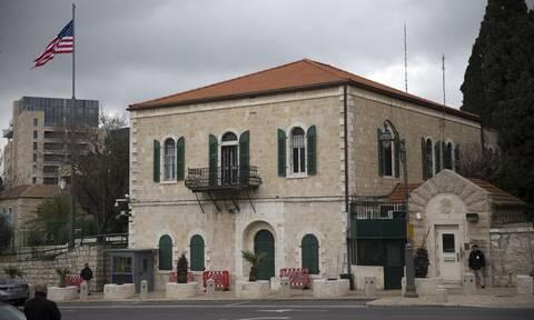 Η κυβέρνηση Μπάιντεν θα διατηρήσει στην Ιερουσαλήμ την αμερικανική πρεσβεία στο Ισραήλ