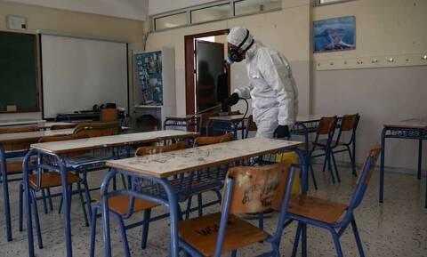 Κορονοϊός - Κλειστά σχολεία την Τετάρτη (20/1): Δείτε ΕΔΩ την αναλυτική λίστα