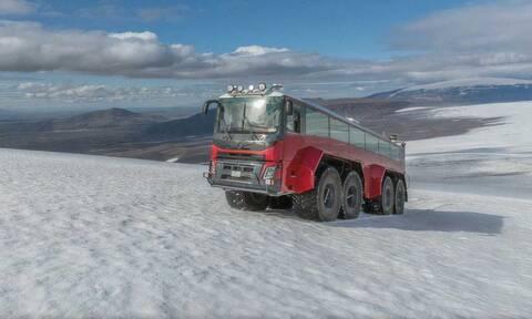 Αυτό είναι το Magic Bus της Ισλανδίας